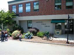 Haverhill Public Library - Haverhill MA